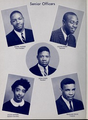 Page 16, 1957 Edition, West Charlotte High School - Lion Yearbook (Charlotte, NC) online yearbook collection