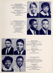 Page 17, 1957 Edition, West Charlotte High School - Lion Yearbook (Charlotte, NC) online yearbook collection