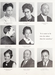 Page 17, 1968 Edition, West Charlotte High School - Lion Yearbook (Charlotte, NC) online yearbook collection