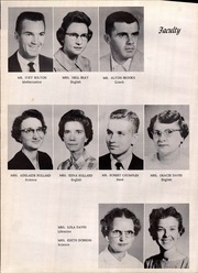 Page 10, 1962 Edition, Lumberton High School - Pirateer Yearbook (Lumberton, NC) online yearbook collection