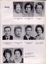 Page 11, 1962 Edition, Lumberton High School - Pirateer Yearbook (Lumberton, NC) online yearbook collection