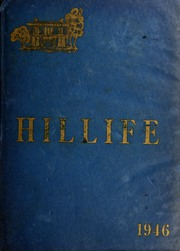1946 Edition, Chapel Hill High School - Hill Life Yearbook (Chapel Hill, NC)