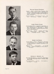 Page 14, 1946 Edition, Chapel Hill High School - Hill Life Yearbook (Chapel Hill, NC) online yearbook collection
