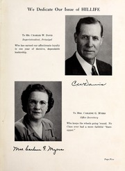 Page 9, 1946 Edition, Chapel Hill High School - Hill Life Yearbook (Chapel Hill, NC) online yearbook collection