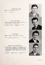 Page 15, 1947 Edition, Chapel Hill High School - Hill Life Yearbook (Chapel Hill, NC) online yearbook collection