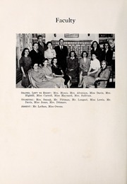 Page 8, 1947 Edition, Chapel Hill High School - Hill Life Yearbook (Chapel Hill, NC) online yearbook collection