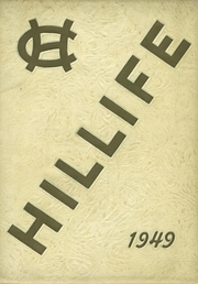 1949 Edition, Chapel Hill High School - Hill Life Yearbook (Chapel Hill, NC)