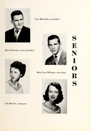 Page 11, 1952 Edition, Chapel Hill High School - Hill Life Yearbook (Chapel Hill, NC) online yearbook collection