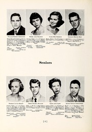 Page 12, 1952 Edition, Chapel Hill High School - Hill Life Yearbook (Chapel Hill, NC) online yearbook collection