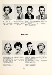 Page 15, 1952 Edition, Chapel Hill High School - Hill Life Yearbook (Chapel Hill, NC) online yearbook collection