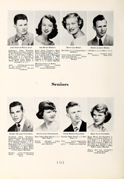 Page 16, 1952 Edition, Chapel Hill High School - Hill Life Yearbook (Chapel Hill, NC) online yearbook collection