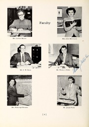 Page 8, 1952 Edition, Chapel Hill High School - Hill Life Yearbook (Chapel Hill, NC) online yearbook collection
