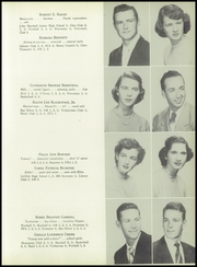 Page 13, 1953 Edition, Chapel Hill High School - Hill Life Yearbook (Chapel Hill, NC) online yearbook collection