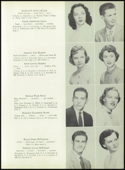 Page 17, 1953 Edition, Chapel Hill High School - Hill Life Yearbook (Chapel Hill, NC) online yearbook collection