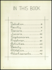 Page 6, 1953 Edition, Chapel Hill High School - Hill Life Yearbook (Chapel Hill, NC) online yearbook collection