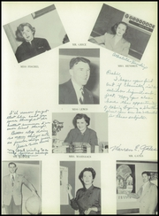 Page 9, 1953 Edition, Chapel Hill High School - Hill Life Yearbook (Chapel Hill, NC) online yearbook collection