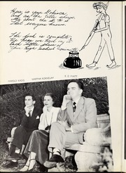 Page 10, 1951 Edition, Goldsboro High School - Gohisca Yearbook (Goldsboro, NC) online yearbook collection
