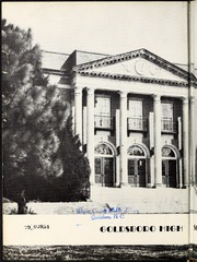 Page 6, 1951 Edition, Goldsboro High School - Gohisca Yearbook (Goldsboro, NC) online yearbook collection