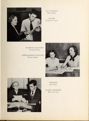 Page 17, 1952 Edition, Goldsboro High School - Gohisca Yearbook (Goldsboro, NC) online yearbook collection