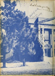 Page 2, 1952 Edition, Goldsboro High School - Gohisca Yearbook (Goldsboro, NC) online yearbook collection
