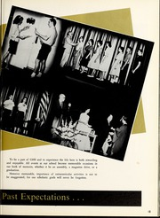 Page 19, 1961 Edition, Goldsboro High School - Gohisca Yearbook (Goldsboro, NC) online yearbook collection