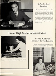 Page 25, 1961 Edition, Goldsboro High School - Gohisca Yearbook (Goldsboro, NC) online yearbook collection