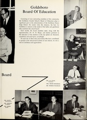 Page 27, 1961 Edition, Goldsboro High School - Gohisca Yearbook (Goldsboro, NC) online yearbook collection