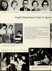 Page 30, 1961 Edition, Goldsboro High School - Gohisca Yearbook (Goldsboro, NC) online yearbook collection
