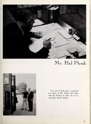 Page 13, 1964 Edition, Goldsboro High School - Gohisca Yearbook (Goldsboro, NC) online yearbook collection