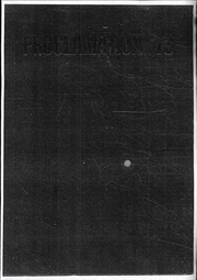1973 Edition, West Carteret High School - Proclamation Yearbook (Morehead City, NC)