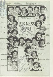 Page 11, 1951 Edition, A L Brown High School - Albrokan Yearbook (Kannapolis, NC) online yearbook collection
