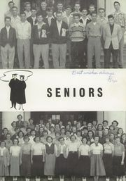 Page 13, 1951 Edition, A L Brown High School - Albrokan Yearbook (Kannapolis, NC) online yearbook collection
