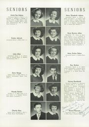 Page 16, 1951 Edition, A L Brown High School - Albrokan Yearbook (Kannapolis, NC) online yearbook collection