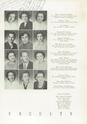 Page 9, 1951 Edition, A L Brown High School - Albrokan Yearbook (Kannapolis, NC) online yearbook collection