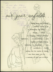 Page 8, 1959 Edition, A L Brown High School - Albrokan Yearbook (Kannapolis, NC) online yearbook collection