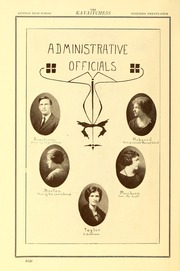 Page 10, 1924 Edition, Kinston High School - Kay Aitch Ess Yearbook (Kinston, NC) online yearbook collection