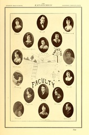 Page 11, 1924 Edition, Kinston High School - Kay Aitch Ess Yearbook (Kinston, NC) online yearbook collection