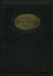 Kinston High School - Kay Aitch Ess Yearbook (Kinston, NC) online yearbook collection, 1925 Edition, Page 1