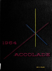 1964 Edition, Fike High School - Accolade Yearbook (Wilson, NC)
