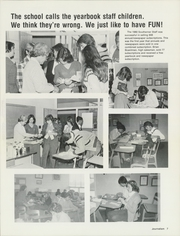 Page 11, 1980 Edition, South Rowan High School - Southerner Yearbook (China Grove, NC) online yearbook collection