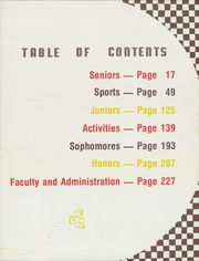Page 7, 1980 Edition, South Rowan High School - Southerner Yearbook (China Grove, NC) online yearbook collection