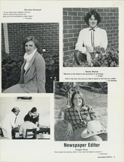 Page 9, 1980 Edition, South Rowan High School - Southerner Yearbook (China Grove, NC) online yearbook collection