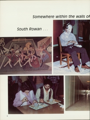 Page 8, 1982 Edition, South Rowan High School - Southerner Yearbook (China Grove, NC) online yearbook collection