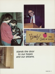 Page 9, 1982 Edition, South Rowan High School - Southerner Yearbook (China Grove, NC) online yearbook collection