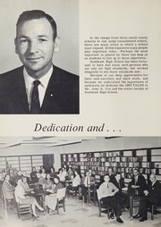Page 10, 1963 Edition, Southeast Guilford High School - Talon Yearbook (Greensboro, NC) online yearbook collection