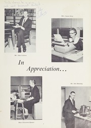 Page 11, 1963 Edition, Southeast Guilford High School - Talon Yearbook (Greensboro, NC) online yearbook collection