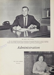 Page 12, 1963 Edition, Southeast Guilford High School - Talon Yearbook (Greensboro, NC) online yearbook collection