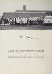 Page 8, 1963 Edition, Southeast Guilford High School - Talon Yearbook (Greensboro, NC) online yearbook collection