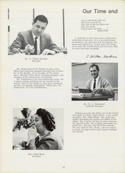 Page 16, 1966 Edition, Trinity High School - Trinhian Yearbook (Trinity, NC) online yearbook collection