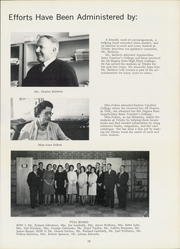 Page 17, 1966 Edition, Trinity High School - Trinhian Yearbook (Trinity, NC) online yearbook collection